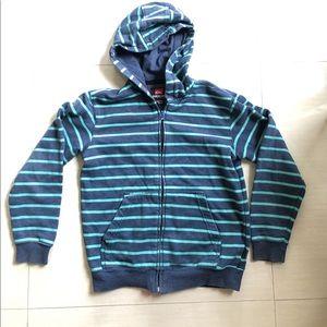 Boys Quicksilver hoodie